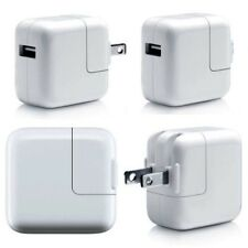 Lot of 2 USB 12W Wall Charger Adapter For Apple iPad4 iPad Air iPad iPhone 5s 6
