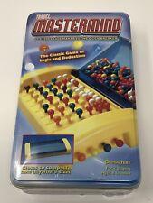Travel MASTERMIND Compact Hasbro Pressman 2010 Tin 3222B