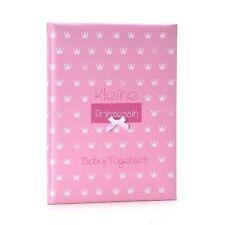 """Goldbuch Babytagebuch """"""""Kleine Prinzessin"""""""", 44 Seiten, rosa (Format: 210 x 280 mm)"""""""