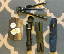 Vintage Leupold 20x50 Gold Ring Spotting Scope with Tripod