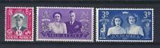 South Africa 1947 Sc# 103-105 set Margaret Elizabeth George MNH