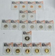 2009-S US MINT PROOF SET 18-COINS ANACS PR 70 DCAM FIRST STRIKE WITH SLAB BOX