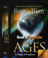 God's Agenda for the Ages - A Study of Prophecy - 13 Cds -  Benny Hinn