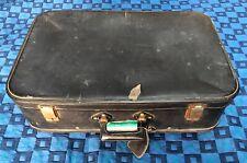 Belle ancienne valise rétro vintage H 16,5 L 60 l 39,5 cm #3