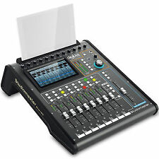 Studiomaster Digilive 16 Digital Mixer With Effects On/off Foot Pedal and Cables