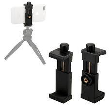 "Cell Phone Smartphone to Tripod 1/4"" Screw Mount Adapter Holder Clip Ulanzi"