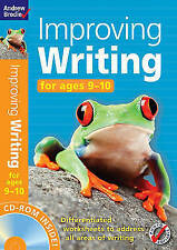 Improving Writing 9-10, Good Condition Book, Brodie, Andrew, ISBN 9781408124093