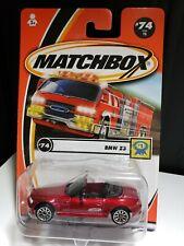 2002 MATCHBOX BMW Z3 CONVERTIBLE - A20