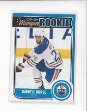 2014-15 O-Pee-Chee Update #U31 Darnell Nurse Rookie Oilers