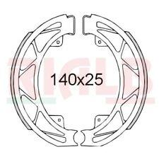 Coppia Ganasce Freno Posteriore NewFren GF0268 Piaggio Vespa Primavera 150 3V