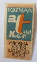 Vignetten, Posen-Poznan   1960   ♥  (15809)
