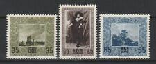 FRANCOBOLLI - 1954 LIECHTENSTEIN SOPRASTAMPATI MNH E/1147