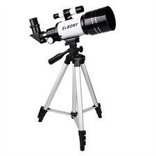 SVBONY 90X Refractive Terrestrial Astronomical Telescope 70mm Aperture +Tripod