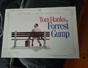 Forrest Gump 15th Anniversary 2-Disc Box Chocolate Scent Blu-ray