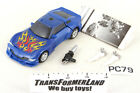 Turbo Tracks 100% Complete Deluxe HFTD RTS Transformers