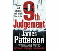 9th Judgement: (Women's Murder Club 9) by James Patterson [ PDF,ePUB,MOBI ]