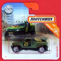 MATCHBOX 2018  RIDGE RAIDER  125/125   NEU&OVP