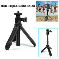 Action Camera Travel Selfie Stick Tripod Mini For Gopro Hero 9/8/7/6/5 Gopro Max
