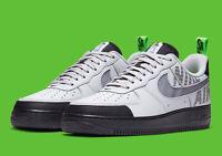 Nike Air Force 1 '07 LV8 Black Grey BQ4421-001 Basketball Shoes Mens Size 10 NEW