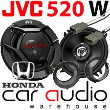 Honda Accord 1999 Onwards JVC 13cm 520 Watts Rear Door Car Speakers Fitting Kit