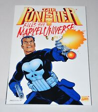Punisher Kills The Marvel Universe 2000 2nd Print NM-