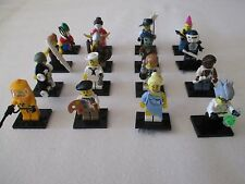 Lego Minifigures Serie 4 Completa