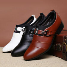 HOT Fashion Men's Driving Casual Lace up Shoes Leather Shoes Slip On Loafers