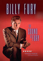 Billy Fury: The Sound of Fury DVD (2015) Alan Byron cert E ***NEW*** Great Value