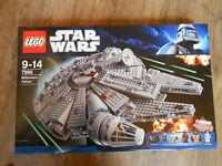 LEGO StarWars Milenium Falcon (7965) mit Figuren - OVP