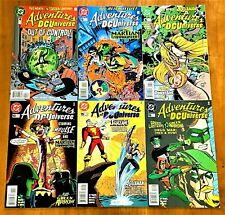 ADVENTURES IN THE DC UNIVERSE 4 5 6 13 15 16  SIX ISSUES