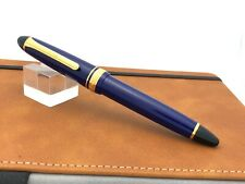 Sailor 1911 Profit Fountain Pen (Standard) 14k HF Nib - Blue