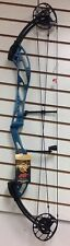 NEW PSE ARCHERY SUPRA FOCUS TARGET BOW 60# SKY BLUE, RIGHTHAND