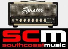 Egnater Rebel 20 Amp 20 Watt Premium All Tube Electric Guitar Amplifer Head New