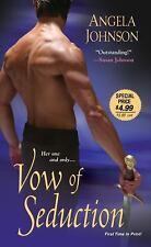 Vow of Seduction (Zebra Debut)