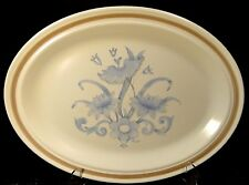 "Royal Doulton Inspiration Oval Serving Platter 13 1/4"" LS1016 EXCELLENT!"