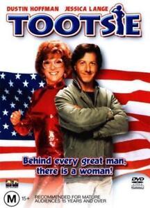 Tootsie DVD 1980s REG 4 AUST Dustin Hoffman Jessica Lange COMEDY