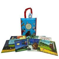 The Julia Donaldson 10 Books Story Bag Collection Set Gruffalo,Room on the Broom