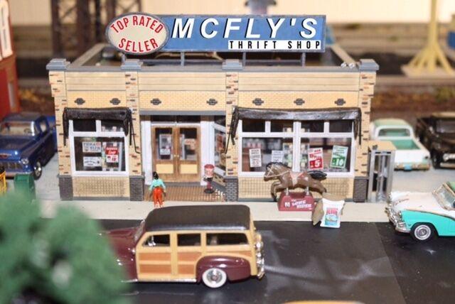 MCFLYS THRIFT SHOP