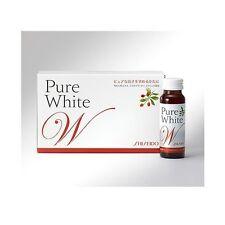 Shiseido Pure White Drink 50ml 10 bottles F/S