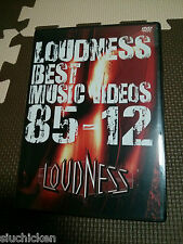 Loudness - Best Music Videos 85 - 12 - Metal Music DVD Taiji X Japan
