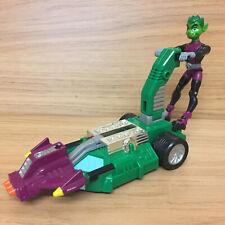 "DC Bandai Teen Titans Go Battling Machine Landmower & Beast Boy 3.5"" Figure"