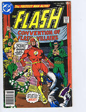 Flash #254 DC 1977
