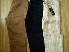 NUOVO enorme 3x Bundle Donna Skinny Leggings Pantaloni Taglia 10 (1.1)