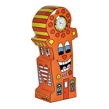 """GOEBEL James Rizzi Uhr  """"A GREAT TIME IN MY CITY""""   Zahlen 3,6,9 und 12"""