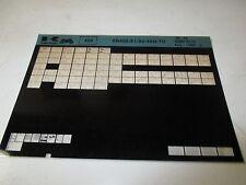 Kawasaki EN450 - A1/A2: 454LTD Parts List Micro Fiche
