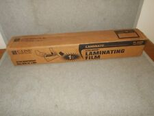 "C-Line 65050 Heavyweight Clear Adheer Laminating Film 24"" x 600"" (50')"