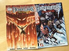 Demon Wars, Trial By Fire Comics! Look In The Shop!