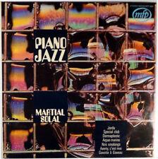 MARTIAL SOLAL-PIANO JAZZ-GUY PEDERSEN DANIEL HUMAIR-LIVE CONCERT SOUND-MINT LP