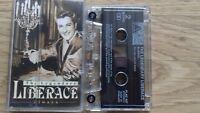 the legendary liberace always cassette tape