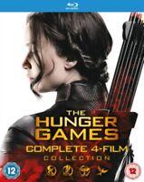 The Hunger Games - Collezione Completa(4 Film) Blu-Ray Nuovo (LIB95306)